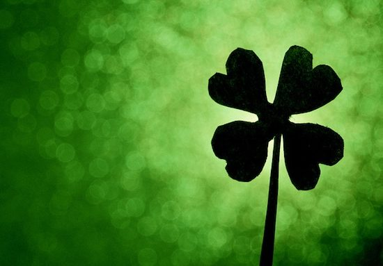 Quiz st. patrick's day header