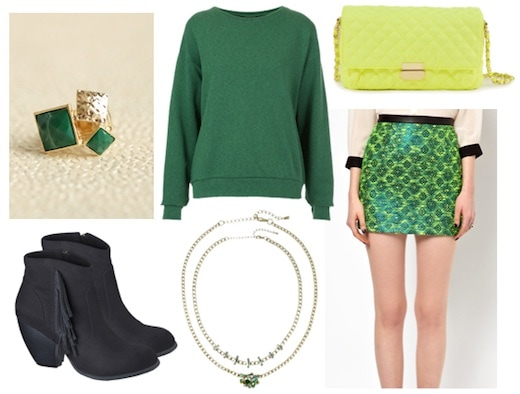 Quiz st. patrick's day outfit 2