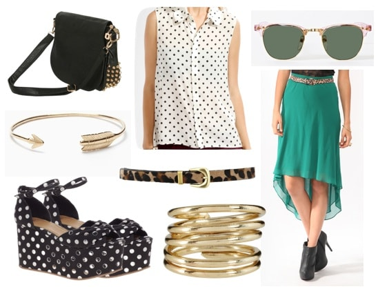 Quiz-Summer 2012 Trends-High Low Skirts