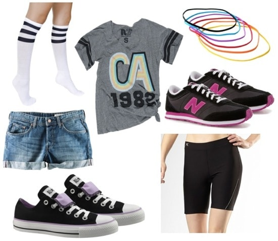 Quiz- What Extracurricular Activity Should You Join-Athletic Outfit
