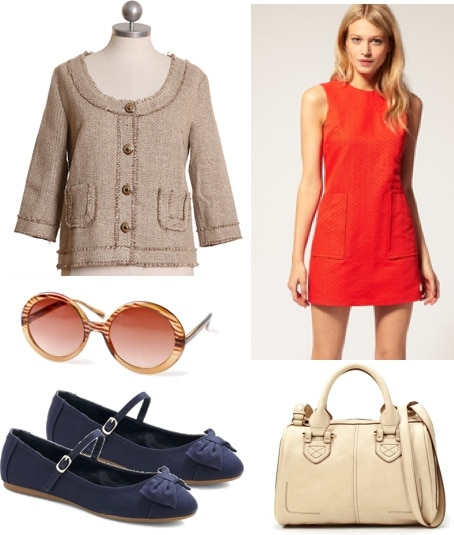 quiz-what fall 2011 trend should you try-60s mod outfit