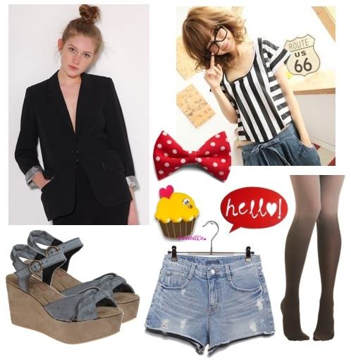Quiz: Which City Best Represents Your Style? Tokyo Outfit