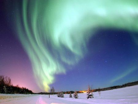 Quiz-World Wonders-Aurora Borealis-Photo