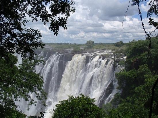 Quiz-World Wonders-Victoria Falls-Photo
