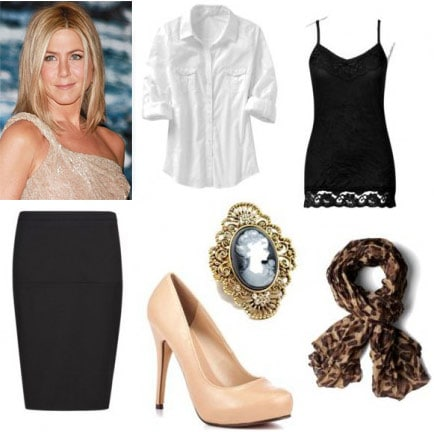 Rachel Green from Friends outfit 2