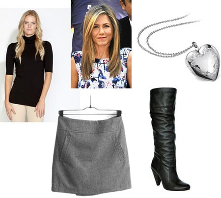 Rachel Green from Friends outfit 4
