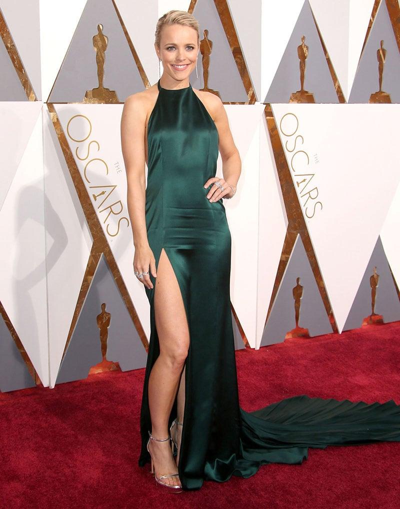 Rachel McAdams at the 2016 Academy Awards