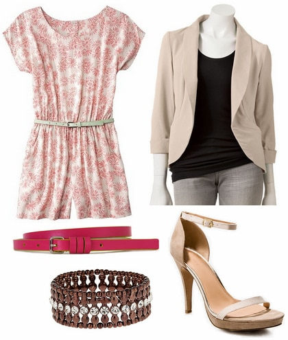 Rachel roy spring 2013 inspired outfit 2