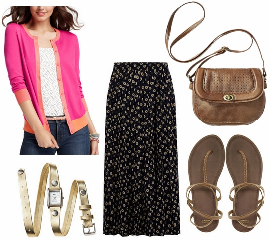Rachel roy spring 2013 inspired outfit 3