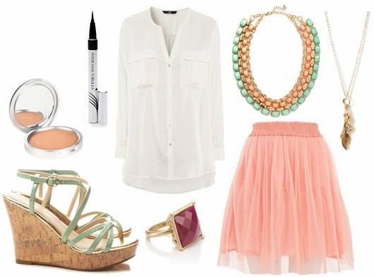 Rachel zoe project inspired outfit
