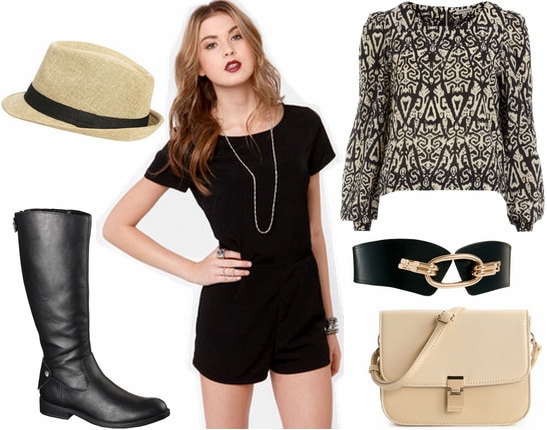 Rachel zoe spring 2013 outfit 2