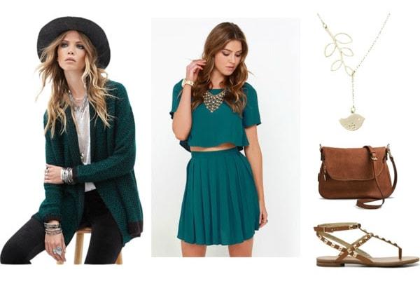 The Selection fashion inspiration