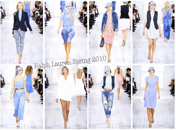 Runway Look for Less  Ralph Lauren Spring 2010 RTW - College Fashion efb3d1794