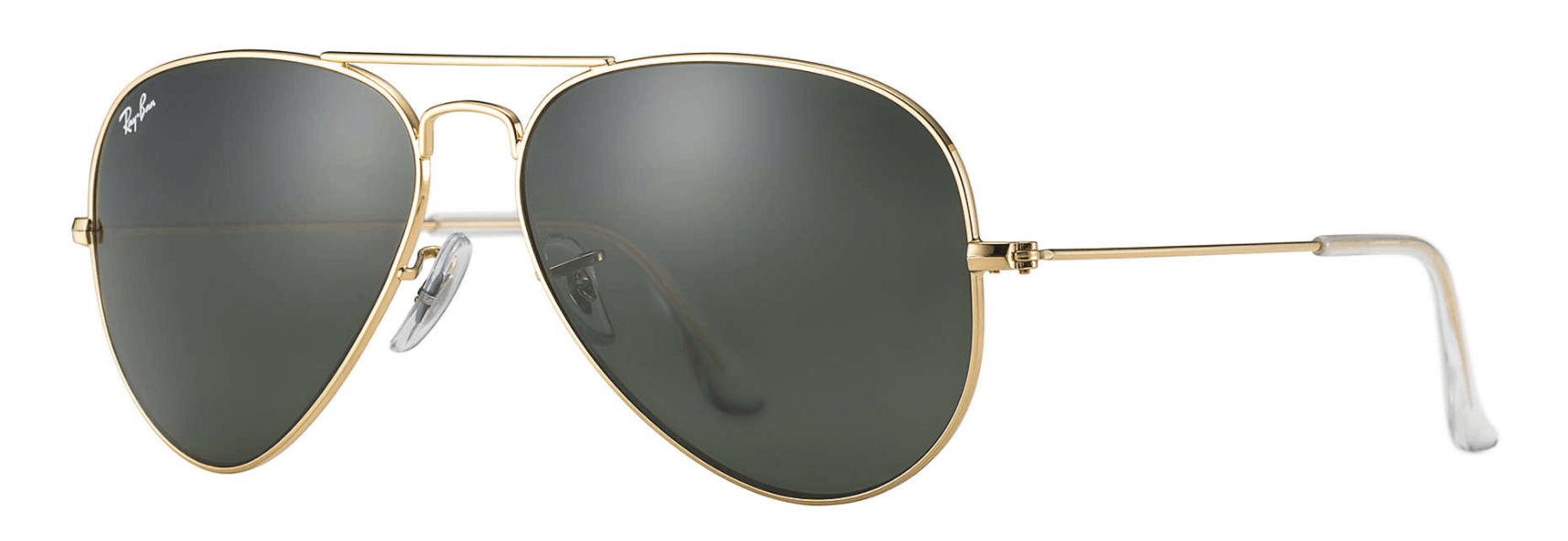 Ray Ban Aviator Classic in Gold