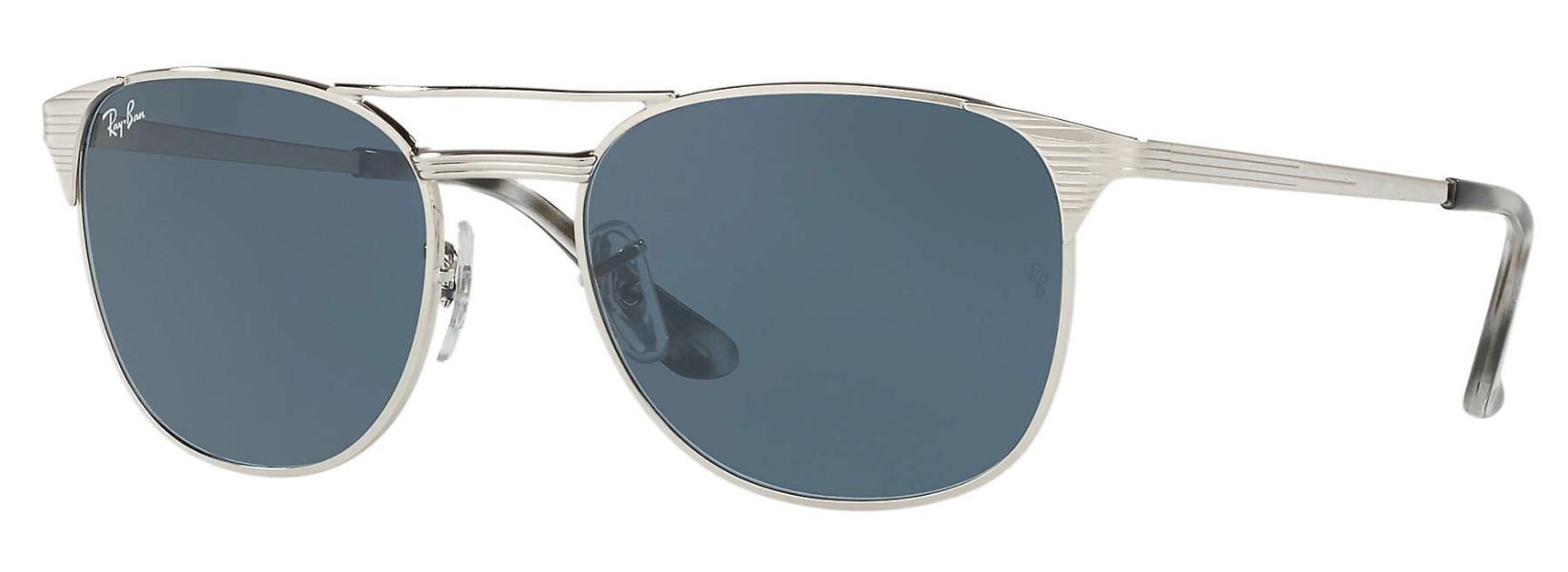 Ray-Ban Signet Silver and Blue