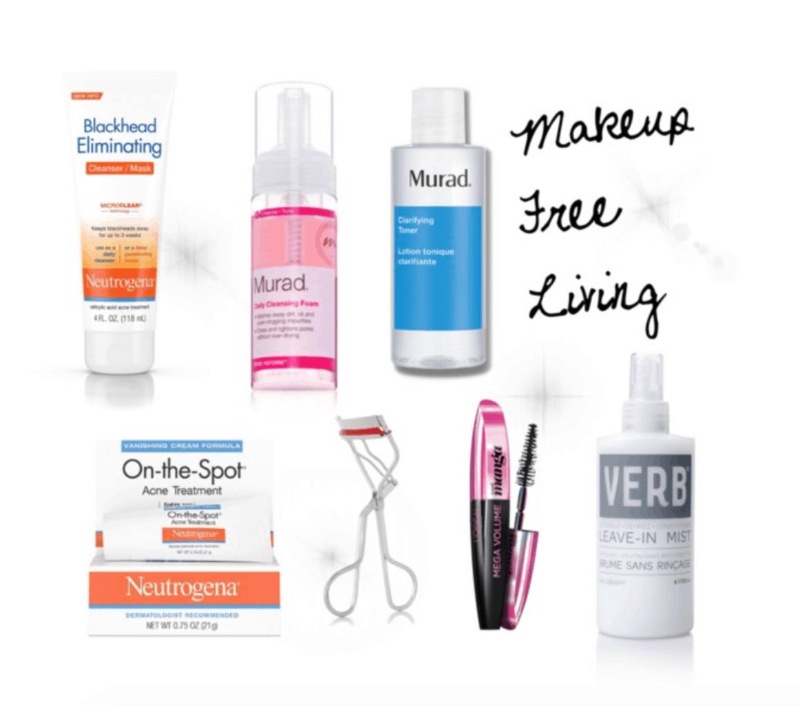 Rowan Blanchard Beauty Essentials: Neutrogena acne teatments, Murad products, Leave-in conditioner, mascara