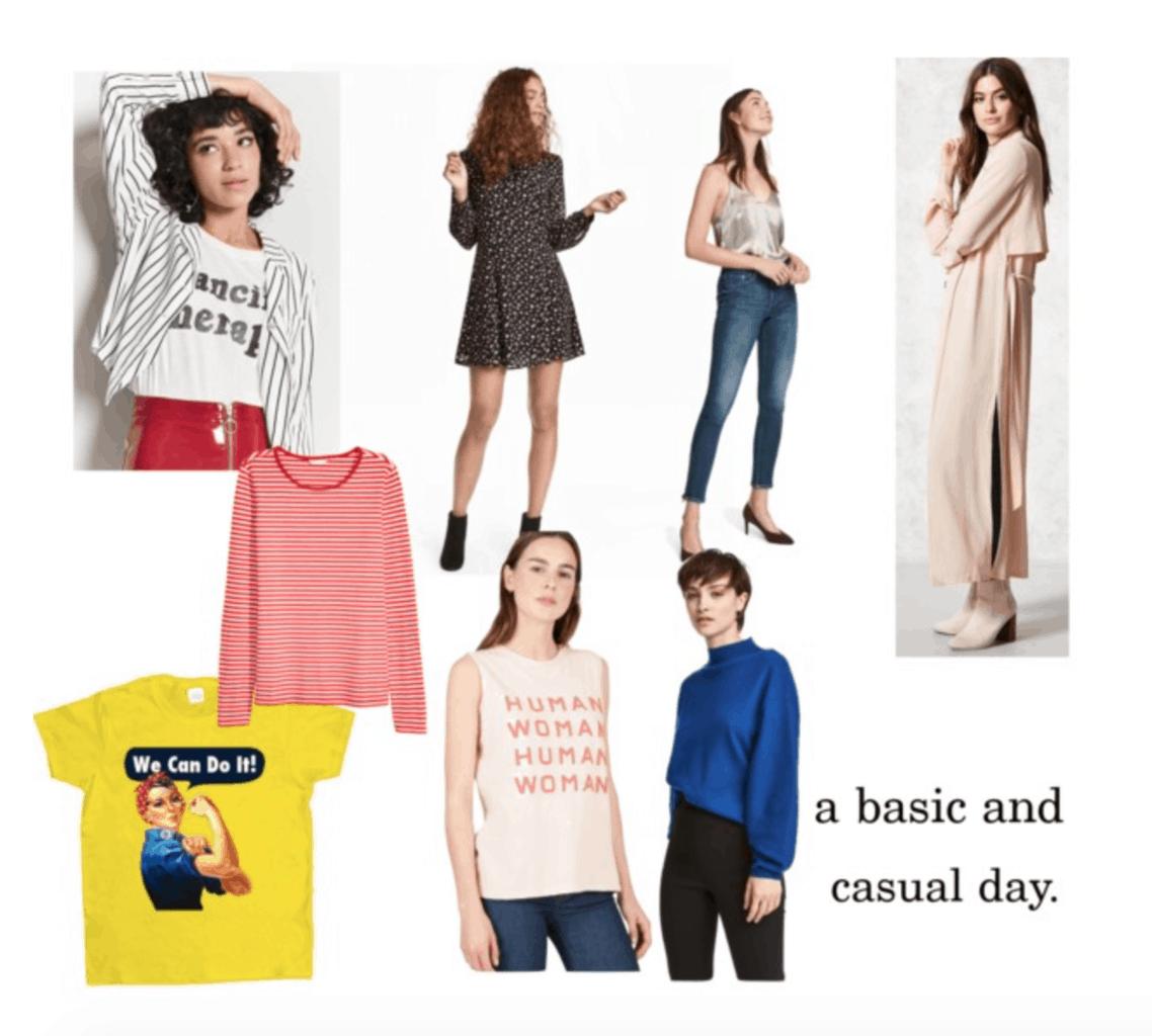 Rowan Blanchard Clothing Essentials