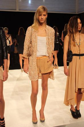 Rebecca Minkoff Spring 2011 - Look 1