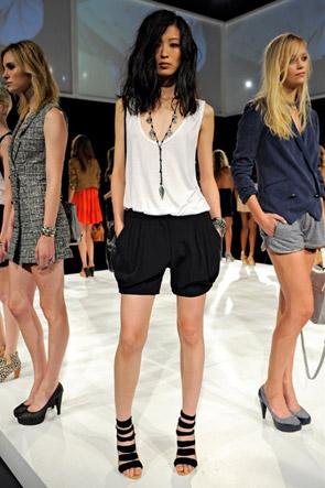Rebecca Minkoff Spring 2011 - Look 5