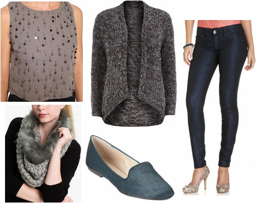 Rebecca taylor fall 2012 outfit 1
