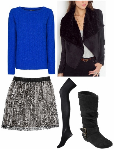 Rebecca taylor fall 2012 outfit 2
