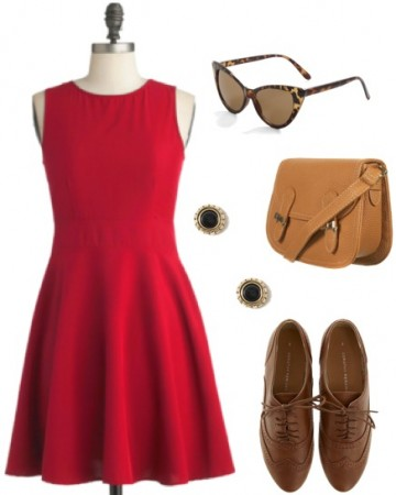red-outfit