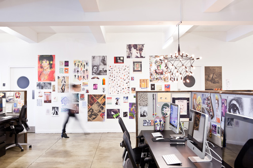 refinery29 office space