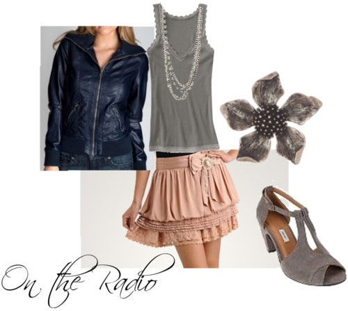 Outfit inspired by Regina Spektor - On the Radio