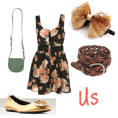 Fashion inspired by Us by Regina Spektor