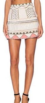 Revolve skirt