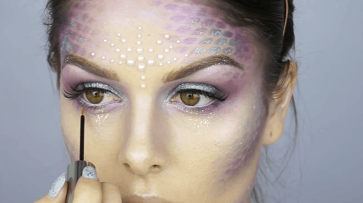 Halloween Makeup Ideas Easy Makeup Looks.Easy Halloween Makeup Ideas To Try