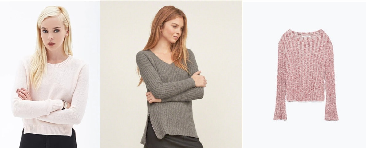 Ribbed Knit Collection