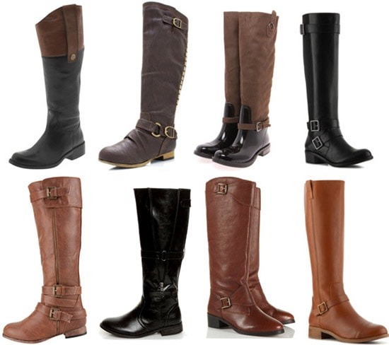 Riding boots for 2013