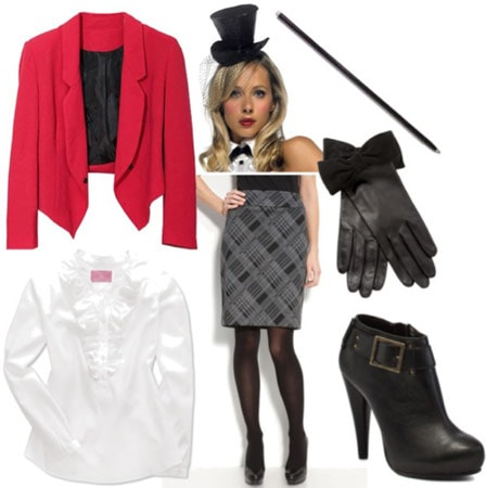 Halloween costume idea: Ringmaster
