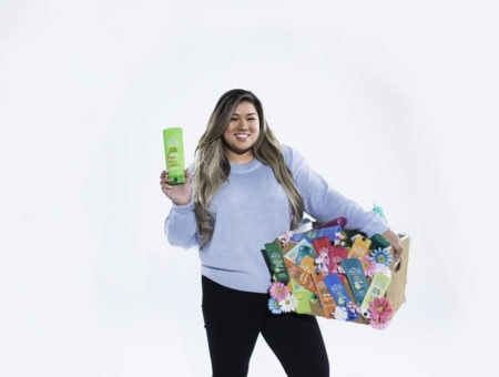 Garnier and DoSomething.org Rinse, Recycle, Repeat campaign