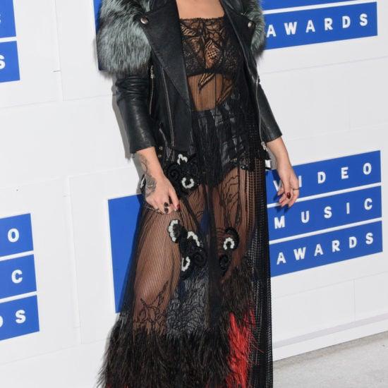 Rita Ora at the 2016 VMAs