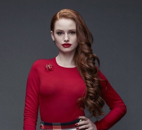Cheryl Blossom Riverdale Cast Promo Photo