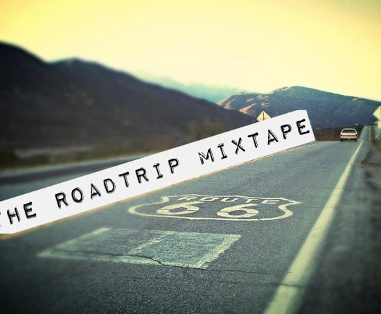 roadtrip mixtape title photo
