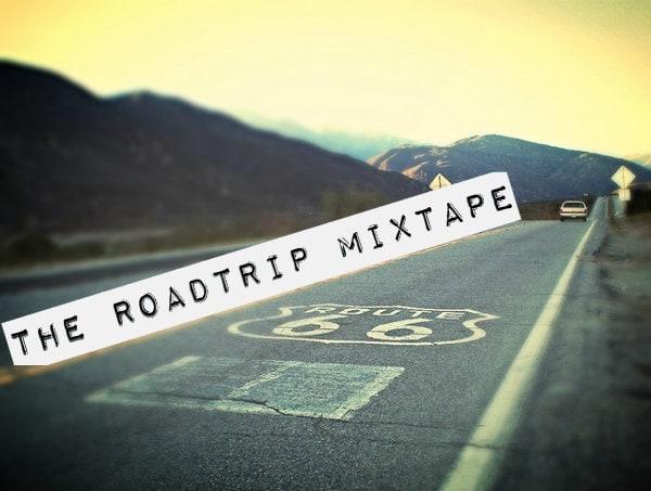 roadtrip mixtape title photo