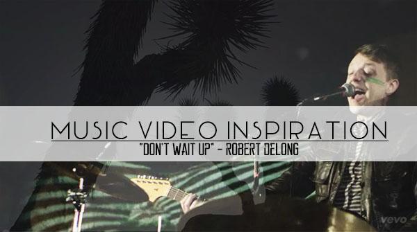 robert delong music video header