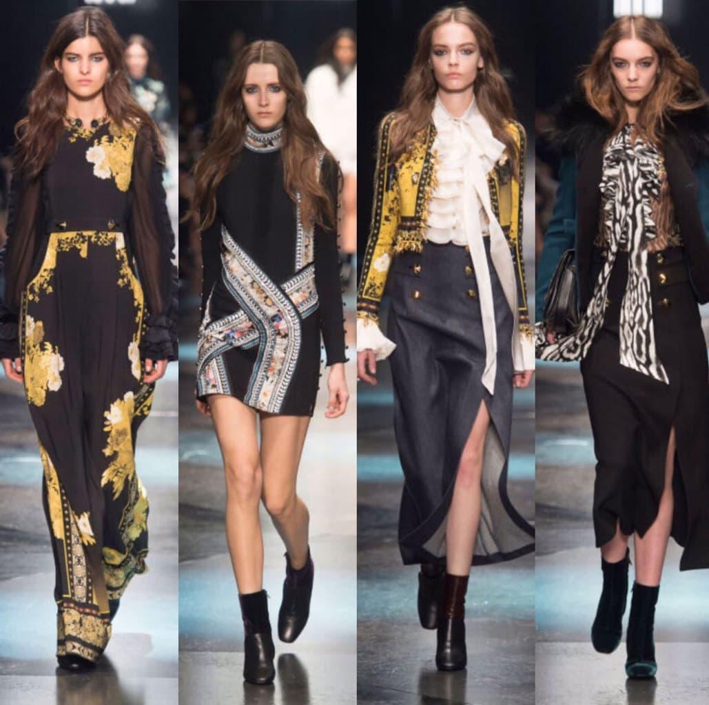 7849148b141 Runway Looks for Less: Roberto Cavalli Fall 2015 RTW - College Fashion