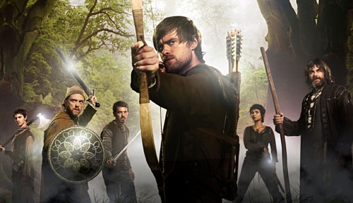 Robin Hood BBC Promo