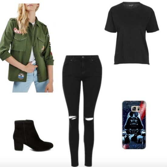 Rogue One Polyvore Set