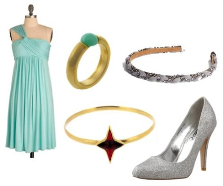 Rosalina Inspired Outfit