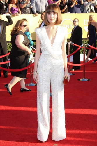 Rose Byrne in Elie Saab at the 2012 Screen Actor's Guild Awards