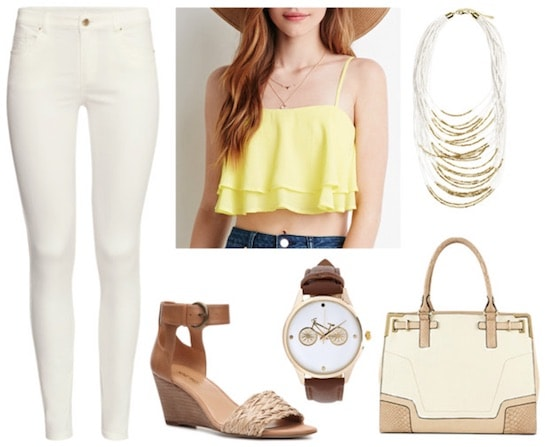 Royal Pains Paige Outfit