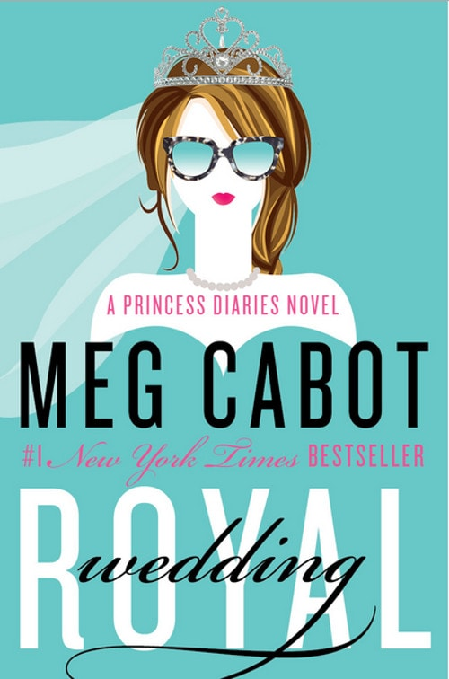 Royal Wedding Meg Cabot book cover