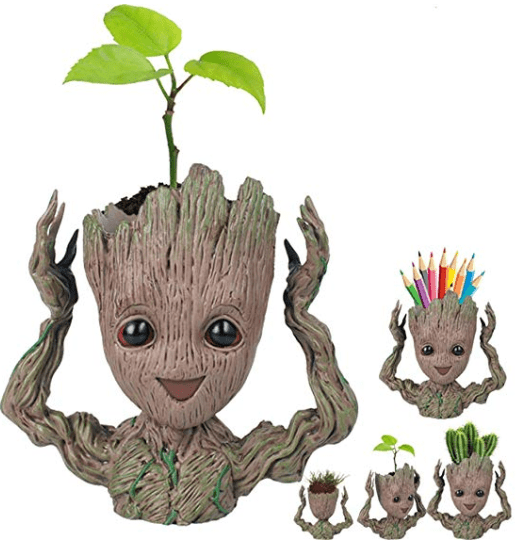 Best gifts for mom: Baby groot planter