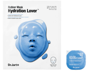 rubber mask hydration from dr jart