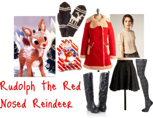 Rudolph The Red Nosed Raindeer Musical fashion